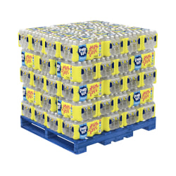 Nestlé® Pure Life Purified Bottled Water, 16.9 Oz, 28 Bottles Per Case, Pallet Of 60 Cases
