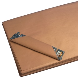 "Office Depot® Brand Kraft Paper Sheets, 30 Lb, 18"" x 24"", 100% Recycled, Kraft, Case Of 1,667"