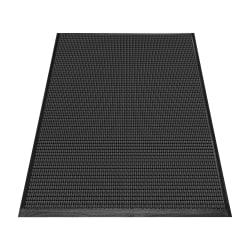 "Crown Super-Soaker Wiper Mat, 36"" x 60"", Charcoal"
