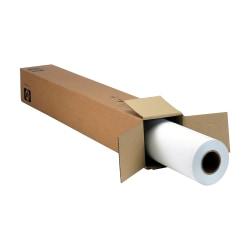 "HP Photo Paper, Universal, Semigloss, 36"" x 100', 6.6 Mil, White"