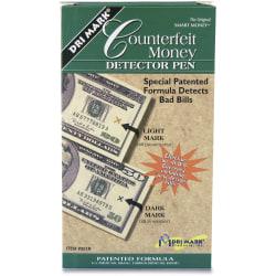 Dri-Mark® Counterfeit Detector Pens, Pack Of 12