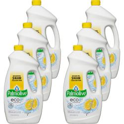 Palmolive® eco+® Dishwashing Detergent, 75 Oz., Carton Of 6