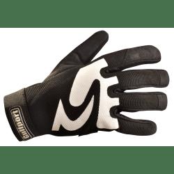 Gulfport Mechanic's Gloves, Black, Large
