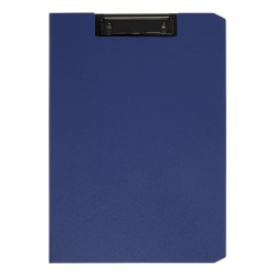 "Office Depot® Privacy Clipboard, 9-1/4"" x 13"", Blue"
