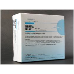 """Derma Sciences Dermagran® -B Hydrophilic Wound Dressing, 4"""" x 4"""", Pack Of 15"""