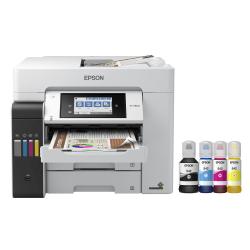 Epson® EcoTank Pro ET-5800 Wireless InkJet All-In-One Color Printer