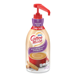 Nestlé® Coffee-mate® Liquid Creamer, Original Flavor, 50.72 Oz Multiple Serve x 1