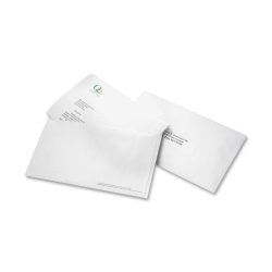 "Quality Park Postage-Saving Booklet Envelopes, 6"" x 9 1/2"", White, Box Of 500"