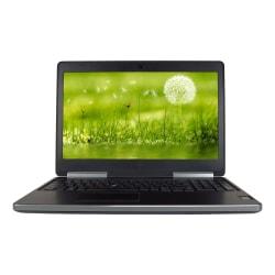 """Dell Precision 7510 Ultrabook Laptop, 15.6"""" Screen, Intel® Core™ i7, 32GB Memory, 1TB Solid State Drive, Windows 10 Pro"""