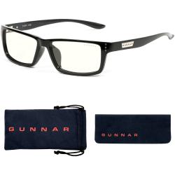 Gunnar Optiks RIOT - Computer Glasses - Onyx - Clear - Onyx Frame/Clear Lens