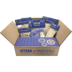 "Teacher Created Resources 3-9 STEM Paper Circuits Kit - Project, Student, Education, Craft - 4"" x 11""13.50"" - 1 Kit - Multi"