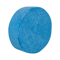 Rochester Midland Non-Para Urinal Toss Block, Berry Scent, Blue, Pack Of 12