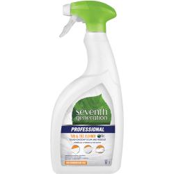 Seventh Generation Seventh Gen. Professional Tub & Tile Cleaner Spray - Spray - 32 fl oz (1 quart) - Emerald Cypress & Fir Scent - 1 Each - Multi