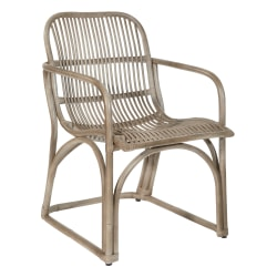 Office Star™ Hastings Chair, Gray Wash