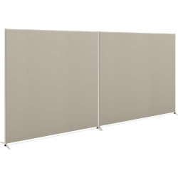 "basyx by HON® Verse Panel, 60""H x 61""W, Gray"