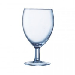Arcoroc Balloon Goblets, 11.5 Oz, Clear, Pack Of 36 Goblets