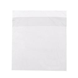 "Elkay LDPE Flip-Top Sandwich Bags, 7"" x 7"", Clear, Pack Of 1,000 Bags"