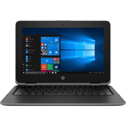 "HP ProBook x360 11 G4 EE 11.6"" Touchscreen 2 in 1 Notebook - 1366 x 768 - Intel Core i5 (8th Gen) i5-8200Y Dual-core (2 Core) 1.30 GHz - 8 GB RAM - 256 GB SSD - Windows 10 Pro - Intel HD Graphics 615"