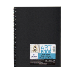 """Canson Art Book All-Media Watercolor Sketchbook, 9"""" x 12"""", 40 Sheets"""