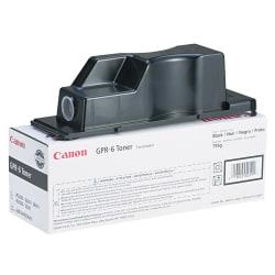 Canon GPR-6 Black Copier Toner Cartridge (6647A003AA)