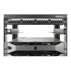StarTech.com 1U Server Rack Rails with Adjustable Mounting Depth - 4 post - EIA/ECA-310 Compliant