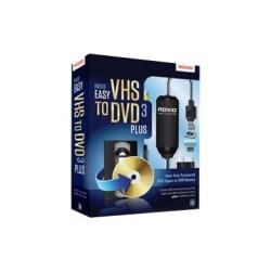 Roxio Easy VHS to DVD Plus - (v. 3) - box pack - 1 user - Win - English