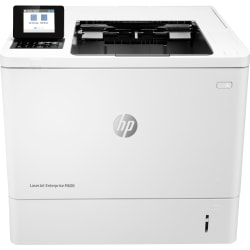 HP LaserJet M608 M608n Desktop Laser Printer - Monochrome - 65 ppm Mono - 1200 x 1200 dpi Print - Manual Duplex Print - 650 Sheets Input - Ethernet - 275000 Pages Duty Cycle