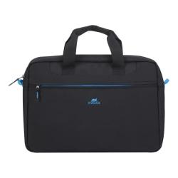 """RIVACASE 8057 Regent II Bag With 16"""" Laptop Pocket, Black"""