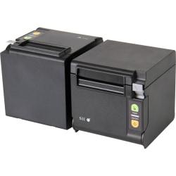 "Seiko Qaliber RP-D10-K27J1-U Direct Thermal Printer - Monochrome - Black - Desktop - Receipt Print - 2.83"" Print Width - 7.87 in/s Mono - 203 dpi - Receipt - 3.15"" Label Width"