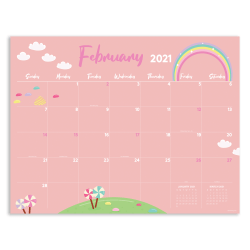 "TF Publishing Monthly Desk Pad Calendar, 22"" x 17"", Monthly Theme, January To December 2021"