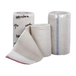 "Medline Matrix Non-Sterile Elastic Bandages, 2"" x 5 Yards, White, Case Of 50"