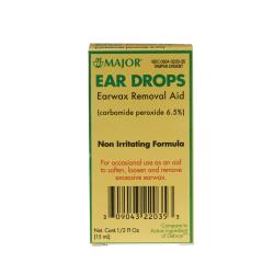 Optimum Ear Wax Drops