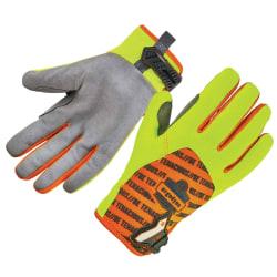 Ergodyne ProFlex 812 Standard Utility Gloves, Small, Lime