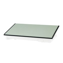 "Safco® Precision Drafting Tabletop, 72""W, Green"