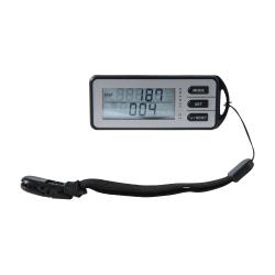 HealthSmart® Adult Pocket Pedometer, Silver
