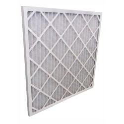 "MERV 11 12/"" x 24/"" x 1/"" Pleated Furnace Air Filter"