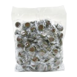 Quality Candy Individually Wrapped Chocolate Starlight Mints, 5-Lb Box