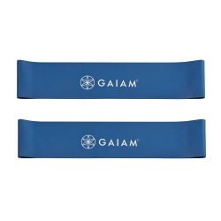 Gaiam Bouncy Chair Band, Blue