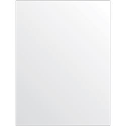 """Office Depot® Brand Repositionable Self-Adhesive Foam Boards, 20"""" x 30"""", White, Pack Of 2"""