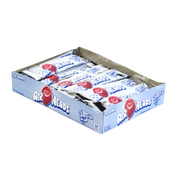 Airheads Bars, 0.55 Oz, White Mystery, Box Of 36