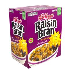 Kellogg's Raisin Bran Cereal, 76.5 Oz Box