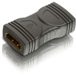 IOGEAR HDMI (F) to HDMI (F) Coupler with 4K Support - Gold Connector