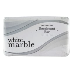 Dial® Amenities Deodorant Bar Soap, 2.5 Oz, White, Carton Of 200