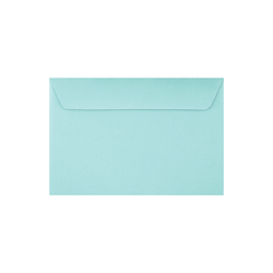 """LUX Booklet Envelopes With Peel & Press Closure, #6 1/2, 6"""" x 9"""", Seafoam, Pack Of 250"""
