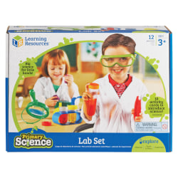 Learning Resources® Primary Science Set, Grades Pre-K - 2