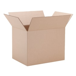 """Office Depot® Brand Moving Box, 16-1/2"""" x 12-3/4"""" x 12-5/8"""", 40% Recycled"""