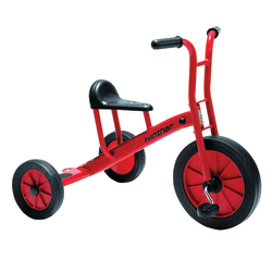 """Winther Viking Tricycle, Large, 27 3/16""""H x 22 7/8""""W x 34 1/4""""D, Red"""