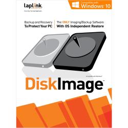 Laplink® DiskImage 10, 32-bit