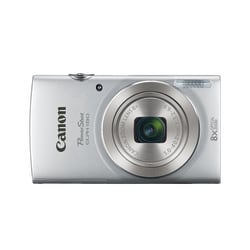 Canon PowerShot ELPH 180 20-Megapixel Digital Camera, Silver