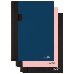 "Office Depot® Stellar Academic Weekly/Monthly Planner, 8-1/2"" x 5-1/2"", Assorted Colors, July 2020 To June 2021, ODUS1933-017"